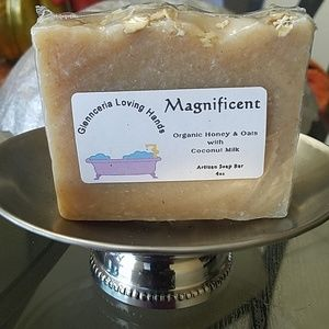 Glennceria Loving Hands Other - Magnificent Handmade Organic Artisan Soap Bar